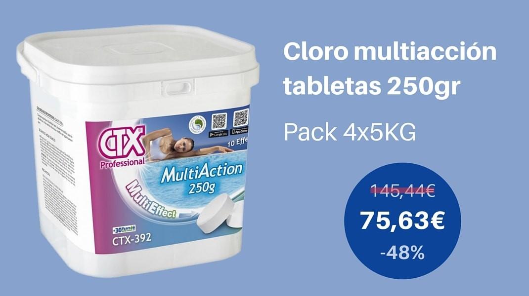 Cloro Multiacción CTX